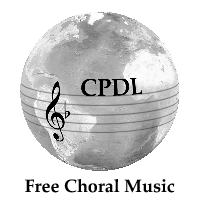 Choral Public Domain Library