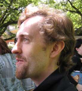 Philip Legge, February 2005
