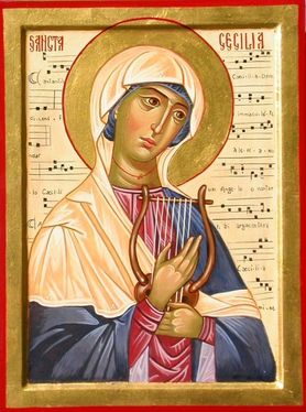 A Hymn for St Cecilia (Charles H  Giffen) - ChoralWiki